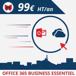 Email Office 365 Business Essentials