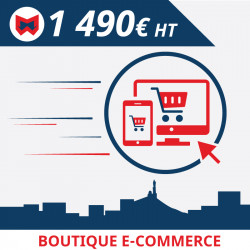 Boutique en ligne Prestashop