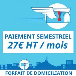 Domiciliation d'entreprises et d'associations à Marseille 7ème