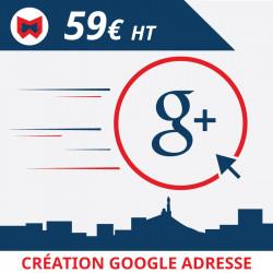 Design & Création de votre page Google Business